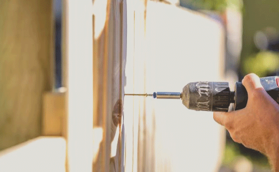 Our fence repair contractors are some of the best in the area. We can come to your property to determine the extent of your damaged fence and can typically repair it without needing to completely tear it down and replace it with a new one. Call us to come look at your damaged fence!
